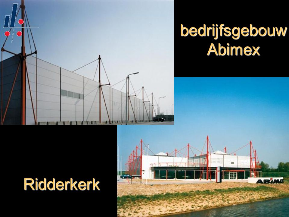 bedrijfsgebouw Abimex