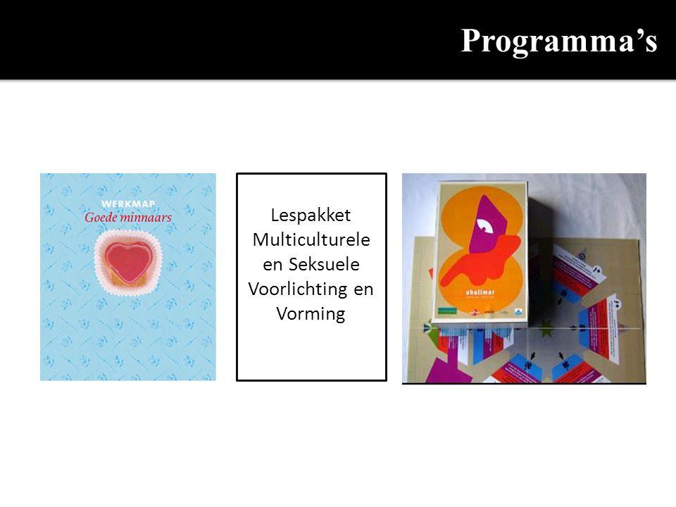 Lespakket Multiculturele en Seksuele Voorlichting en Vorming