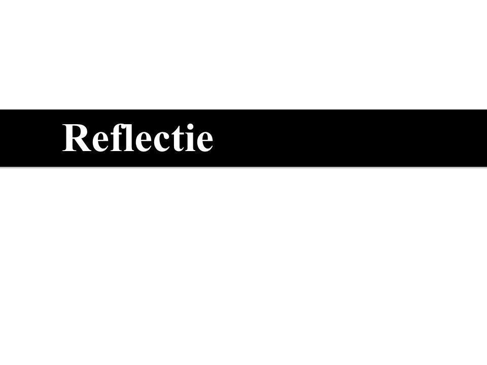 Reflectie silke
