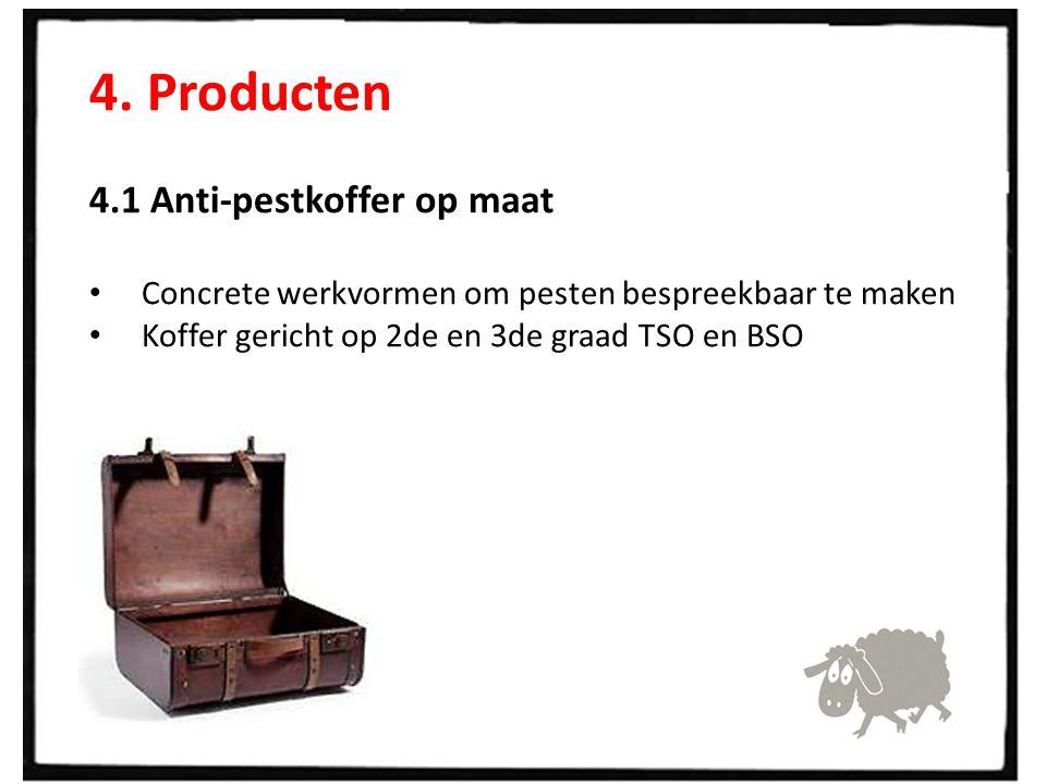 4. Producten 4.1 Anti-pestkoffer op maat