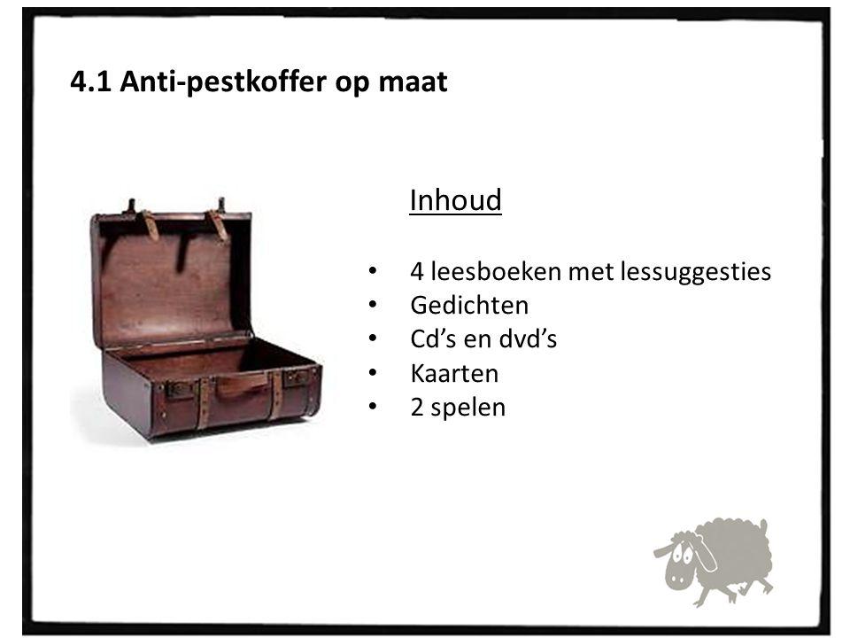 4.1 Anti-pestkoffer op maat