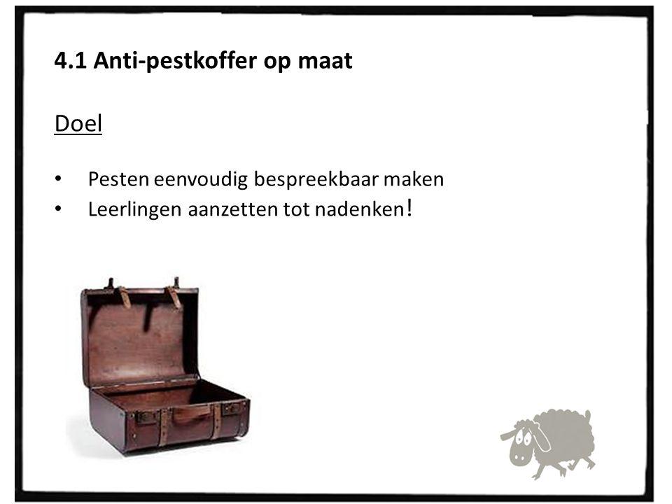4.1 Anti-pestkoffer op maat Doel