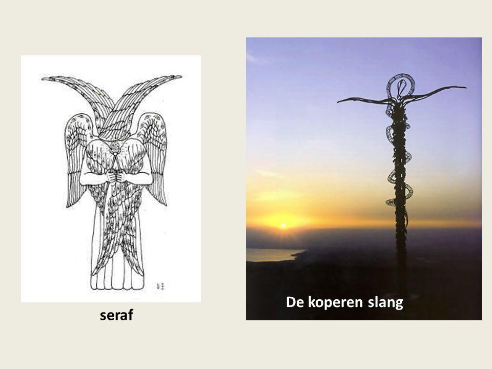 De koperen slang seraf