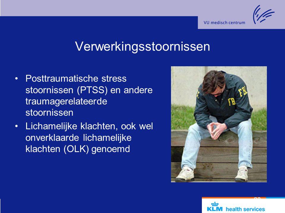 Verwerkingsstoornissen