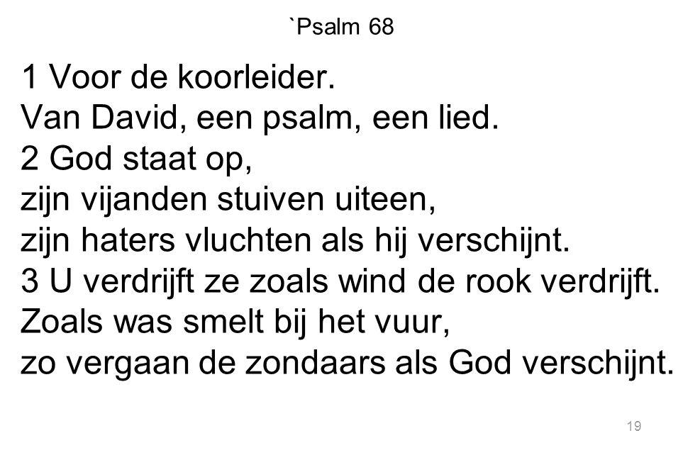 `Psalm 68