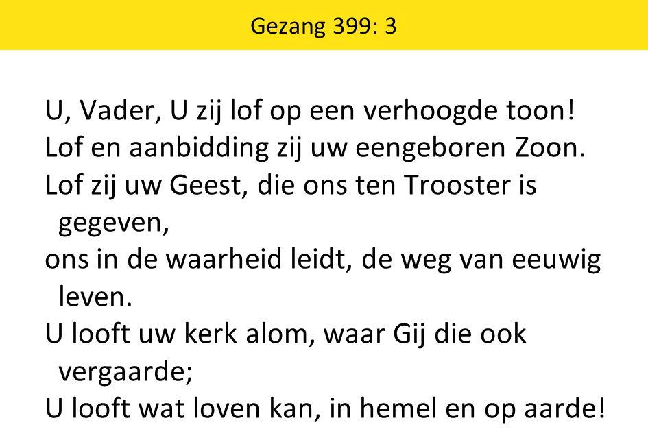 Gezang 399: 3