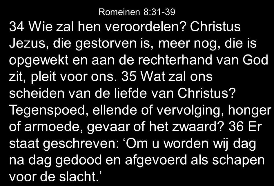 Romeinen 8:31-39