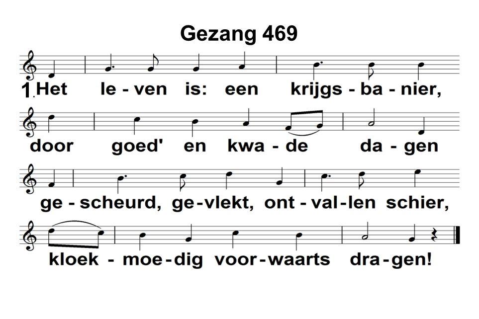 Gezang 469 1.