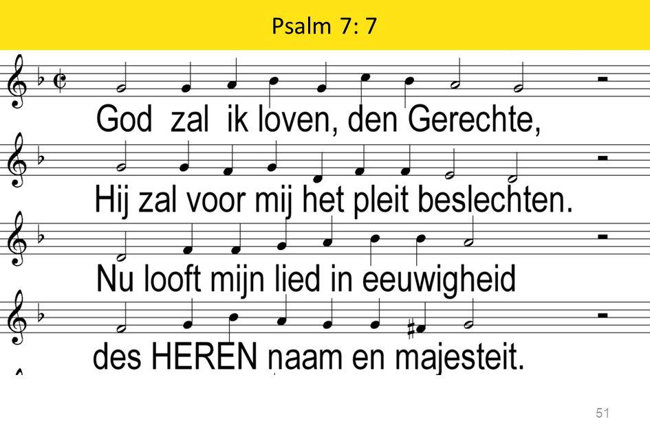 Psalm 7: 7