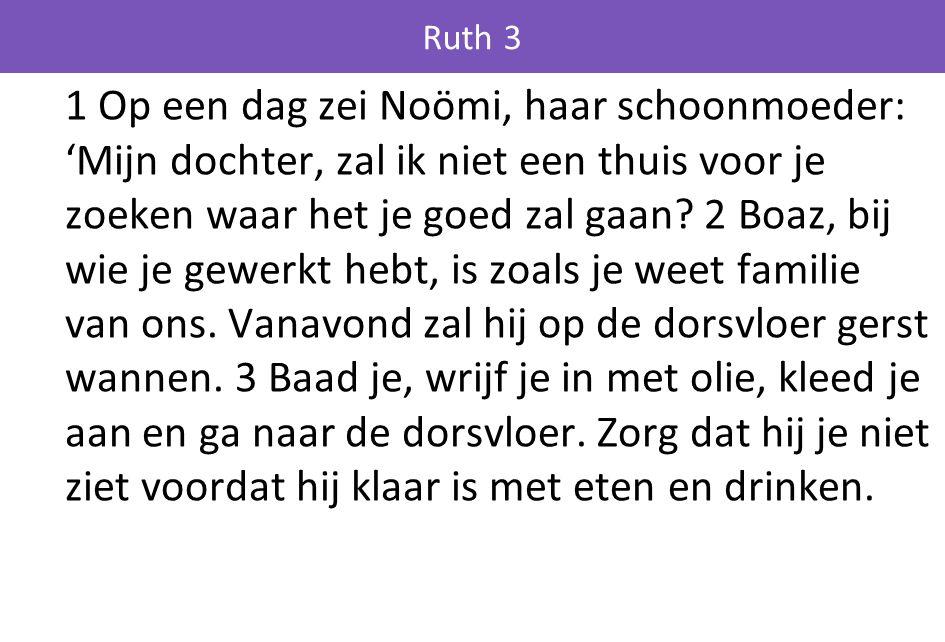 Ruth 3