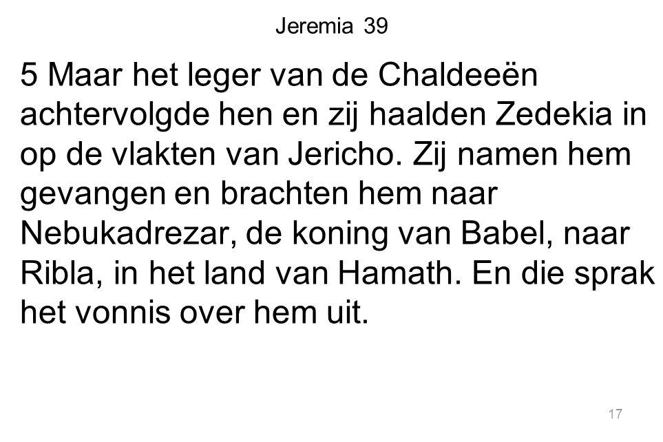 Jeremia 39