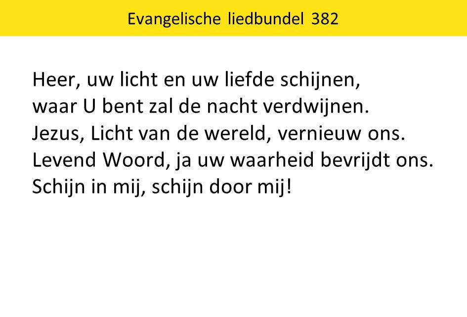 Evangelische liedbundel 382