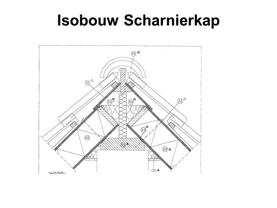 Isobouw Scharnierkap