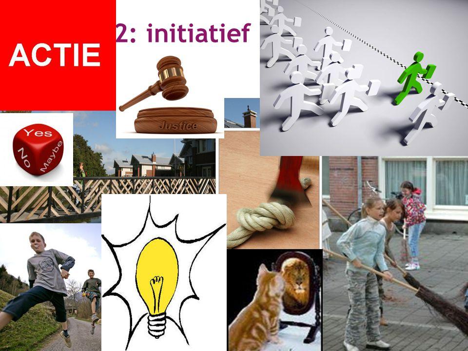 2: initiatief nemen © CPS Onderwijsontwikkeling en advies