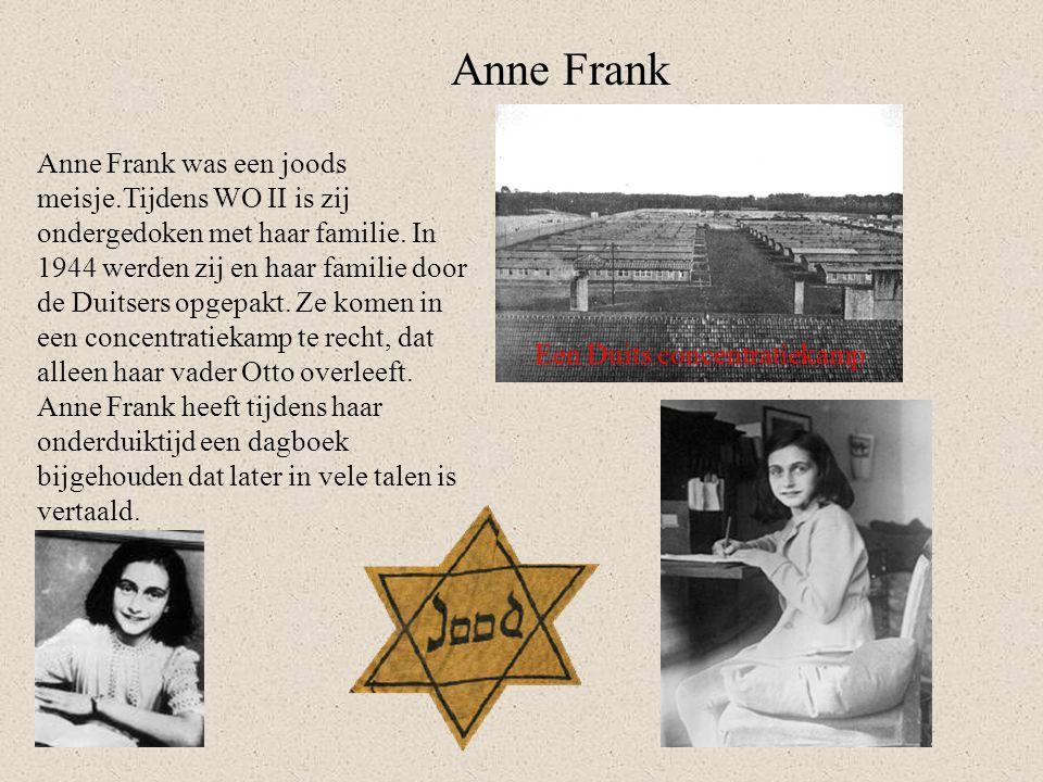 Een Duits concentratiekamp