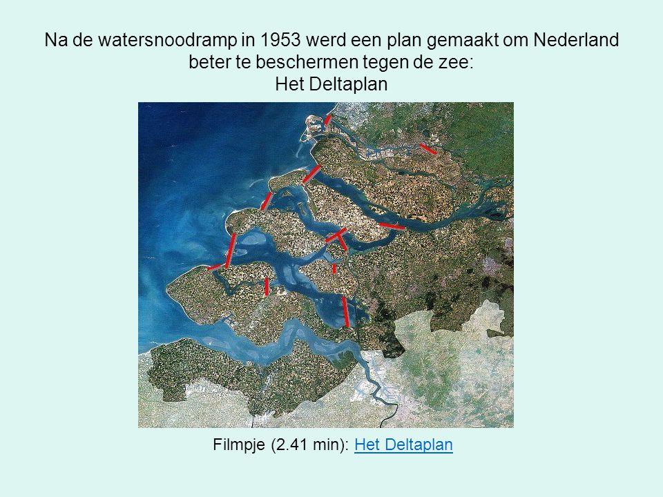 Filmpje (2.41 min): Het Deltaplan
