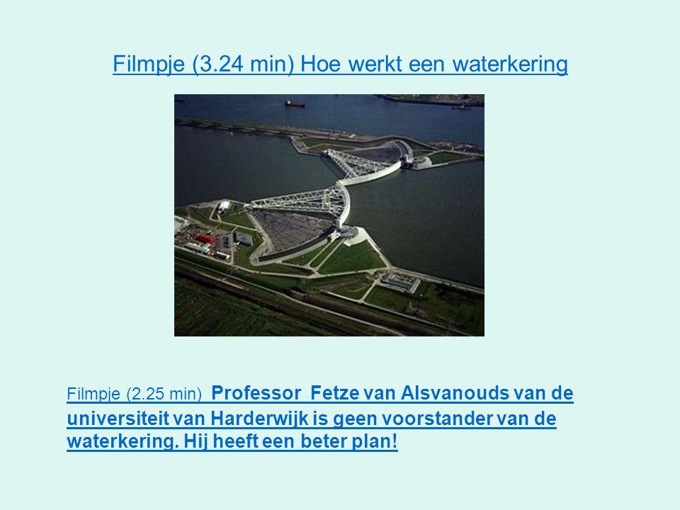 Filmpje (3.24 min) Hoe werkt een waterkering