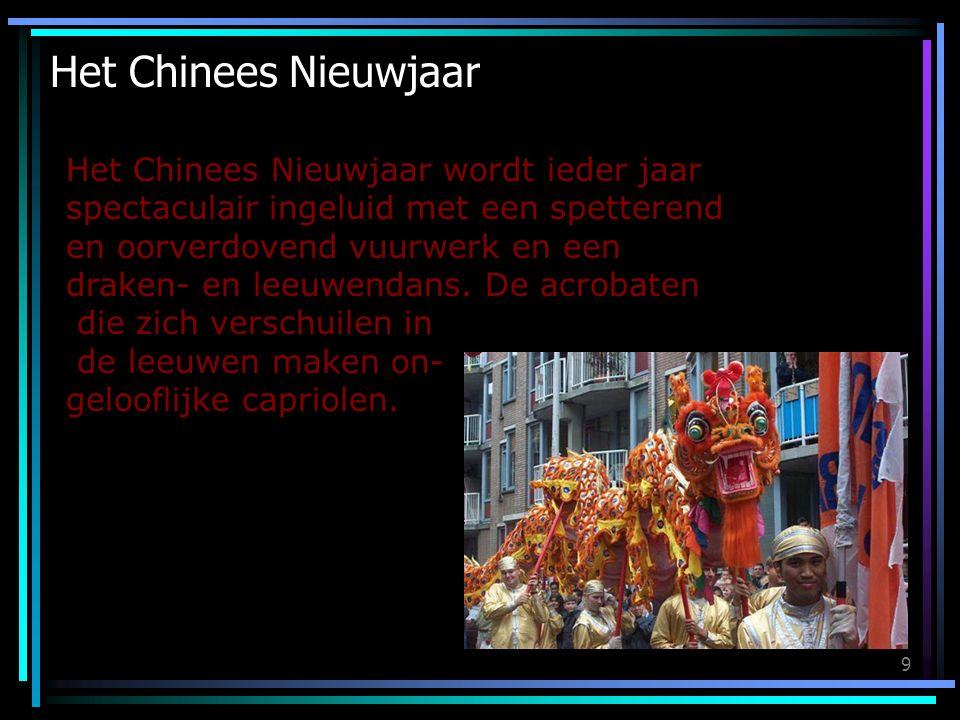 Het Chinees Nieuwjaar
