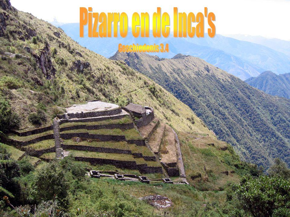 Pizarro en de Inca s Geschiedenis 3.4