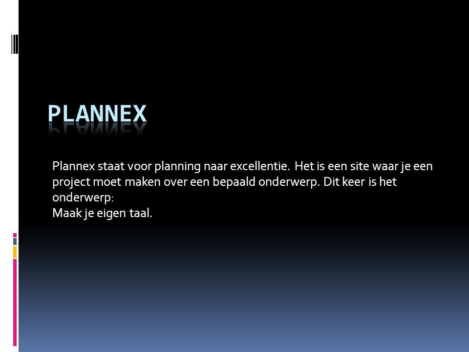Plannex