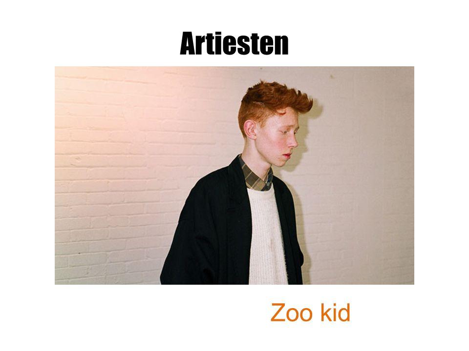 Artiesten Zoo kid