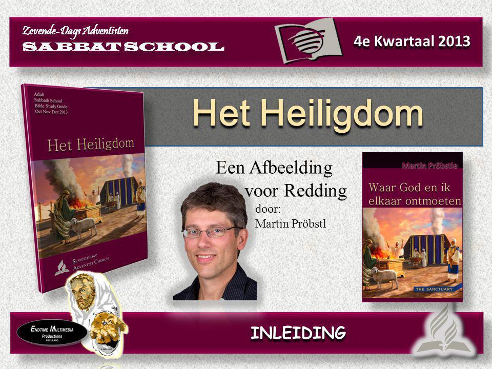 Het Heiligdom Een Afbeelding voor Redding 4e Kwartaal 2013 INLEIDING