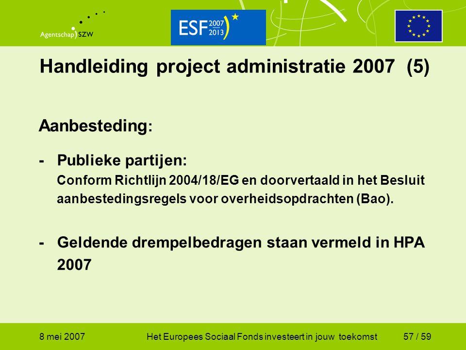 Handleiding project administratie 2007 (5)