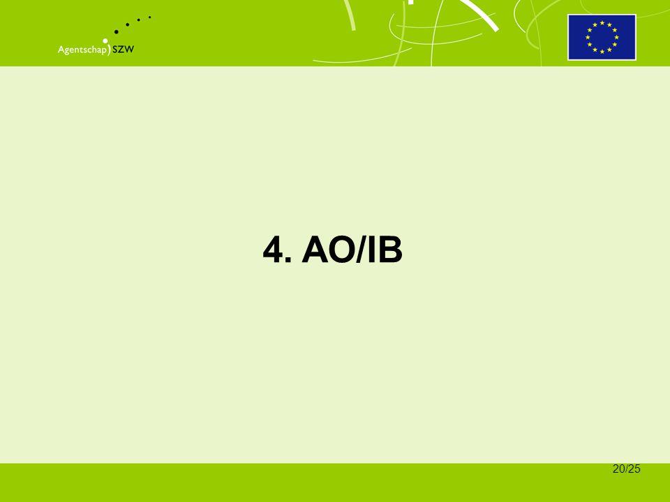 2 september 2008 4. AO/IB