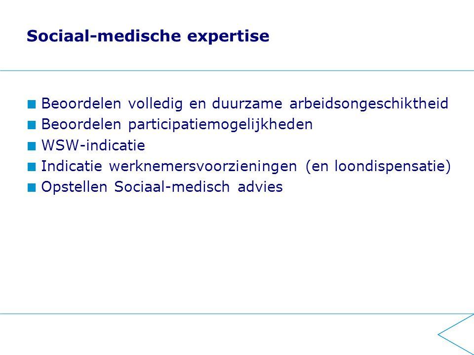 Sociaal-medische expertise