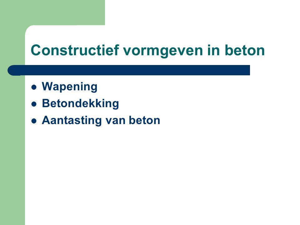 Constructief vormgeven in beton