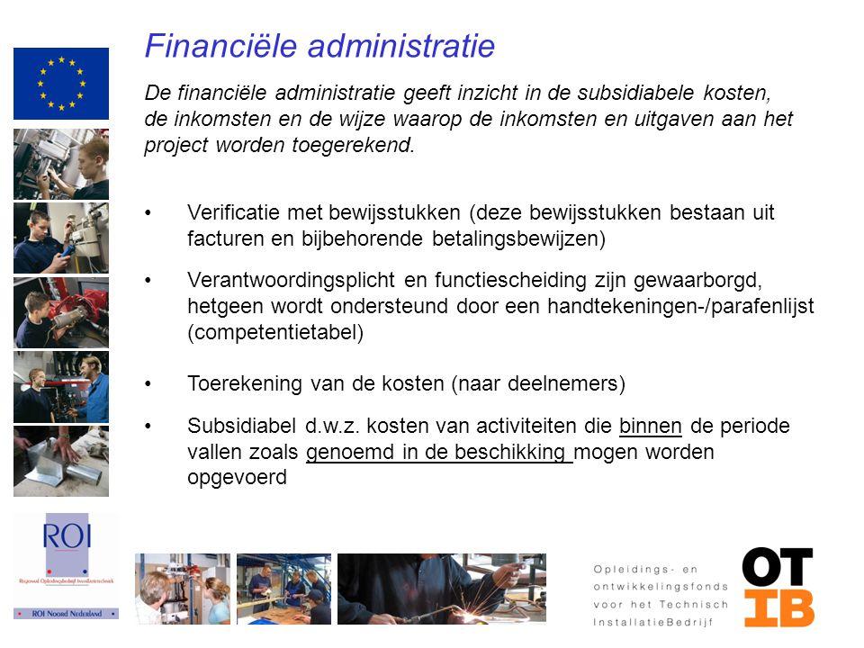 Financiële administratie