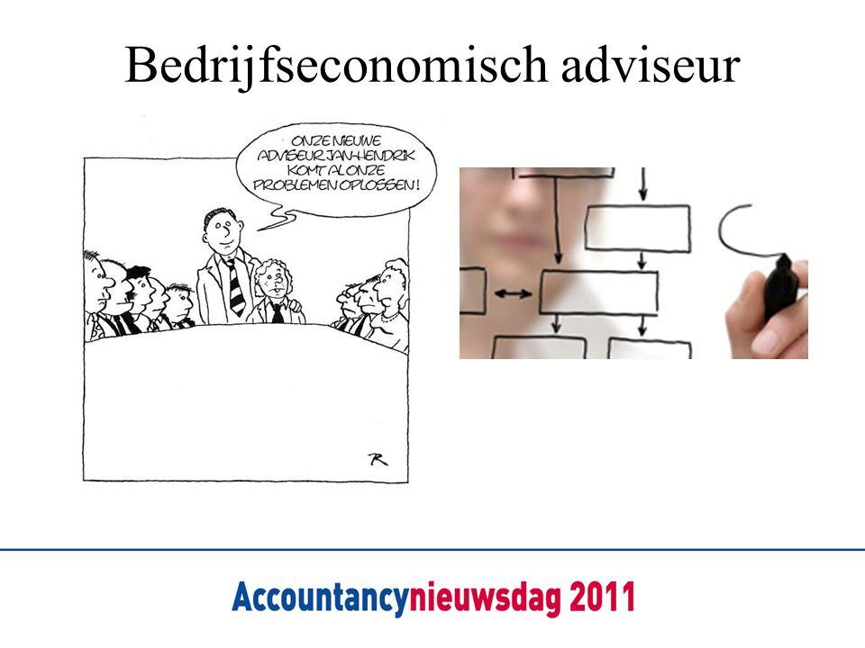 Bedrijfseconomisch adviseur