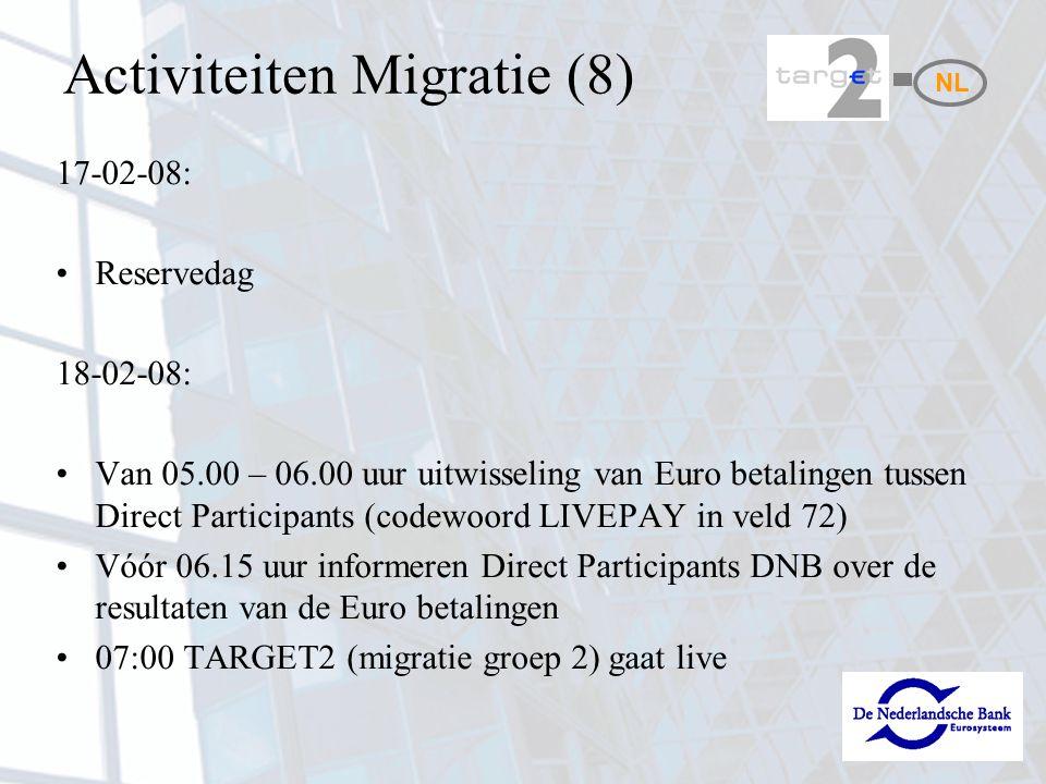 Activiteiten Migratie (8)