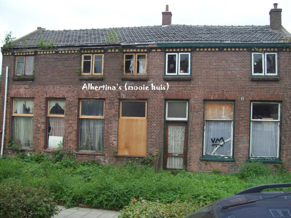 Albertina's (mooie huis)
