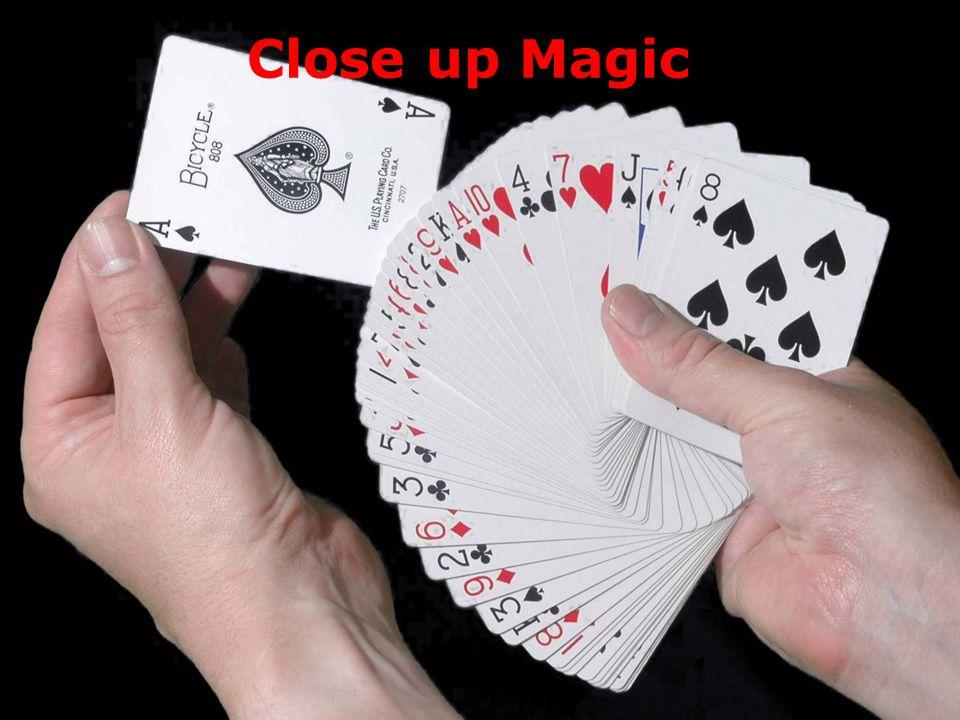 Close up Magic