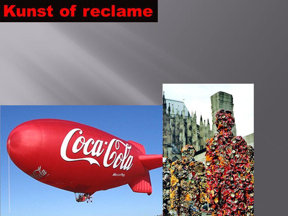 Kunst of reclame