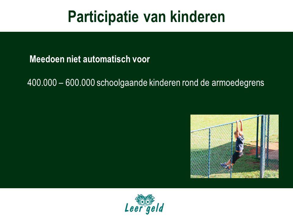 Participatie van kinderen