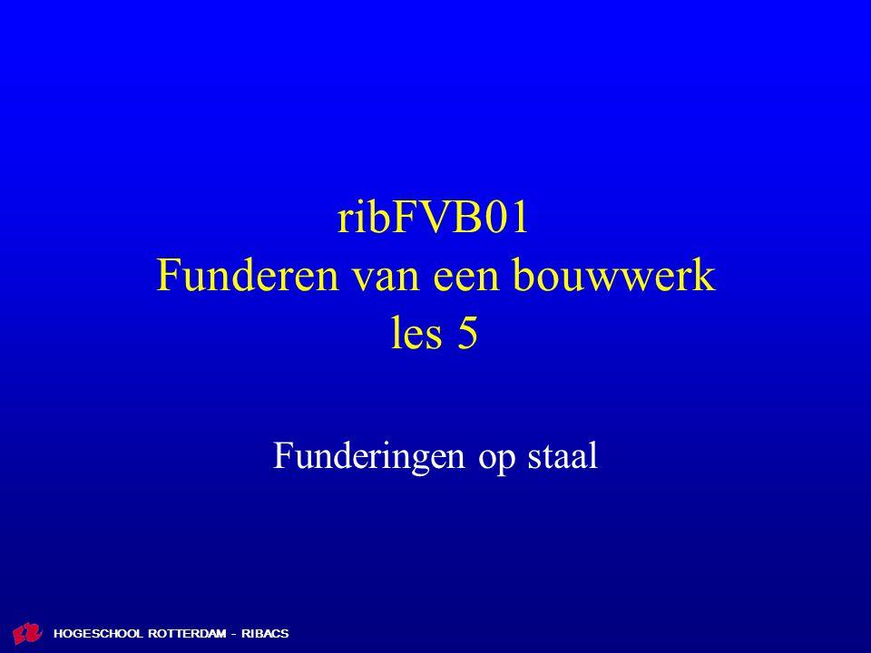 ribFVB01 Funderen van een bouwwerk les 5