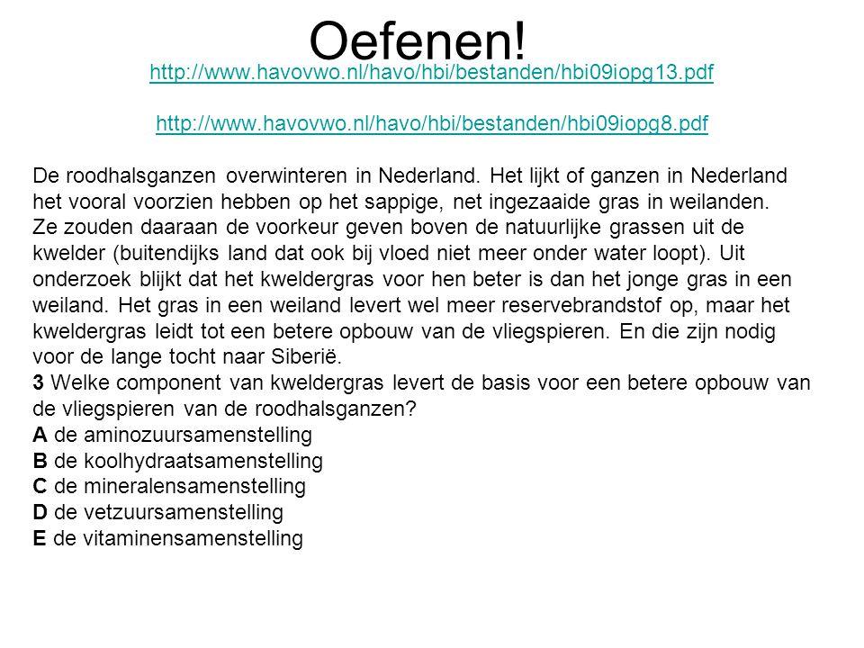 Oefenen! http://www.havovwo.nl/havo/hbi/bestanden/hbi09iopg13.pdf