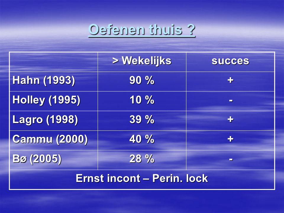 Ernst incont – Perin. lock