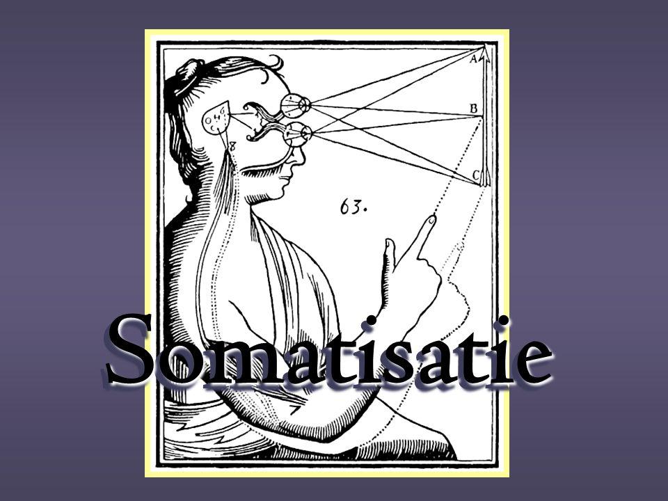 Somatisatie