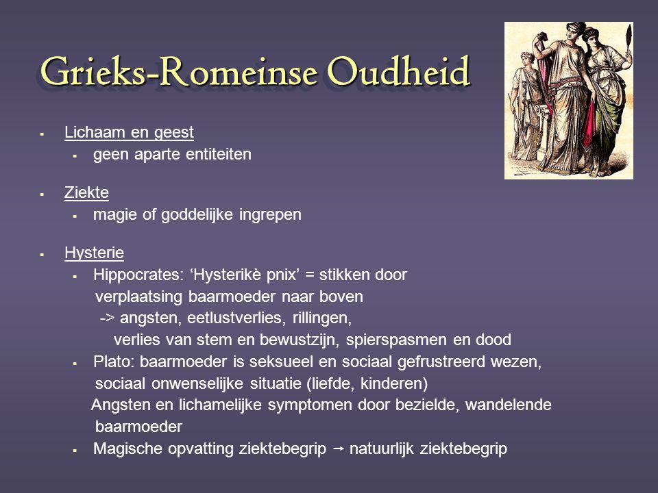 Grieks-Romeinse Oudheid