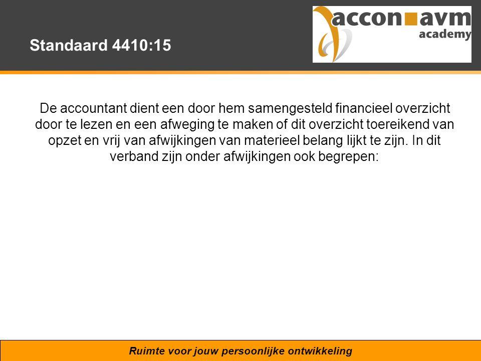 Standaard 4410:15