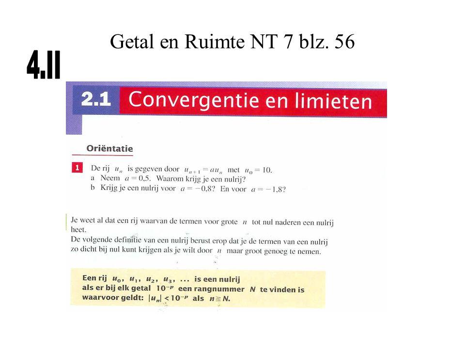 Getal en Ruimte NT 7 blz. 56 4.II