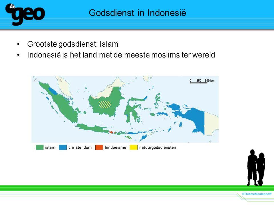 Godsdienst in Indonesië