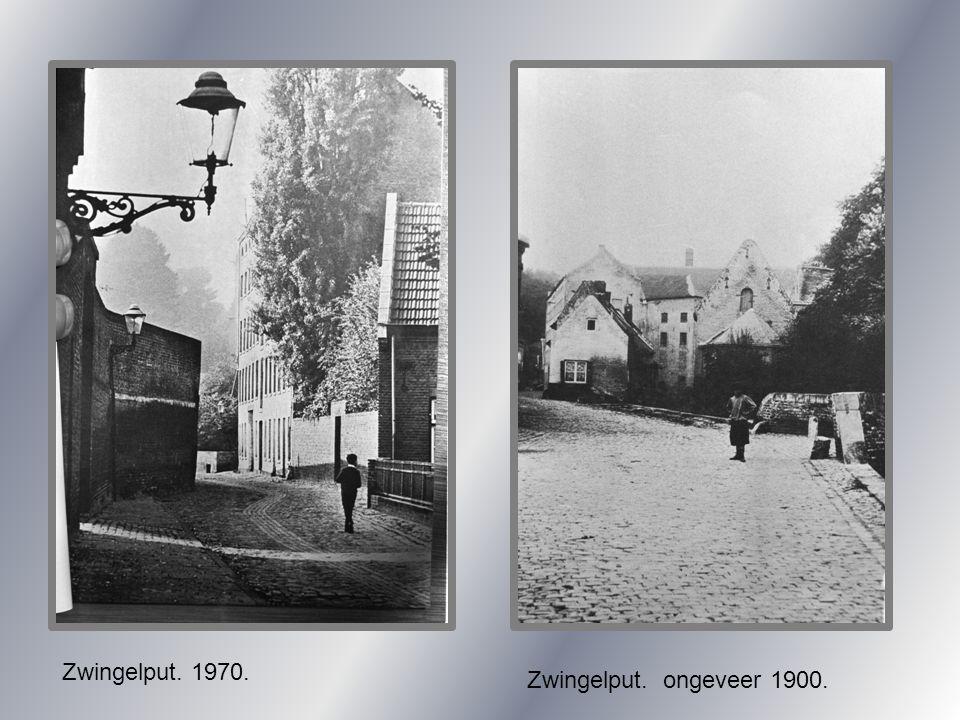 Zwingelput. 1970. Zwingelput. ongeveer 1900.