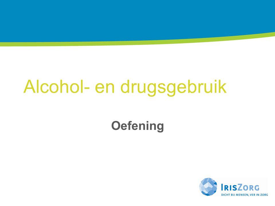 Alcohol- en drugsgebruik
