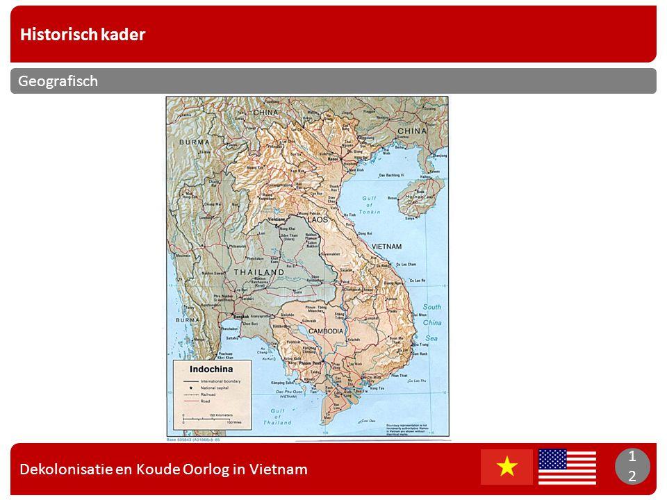 Historisch kader Geografisch 12 1212