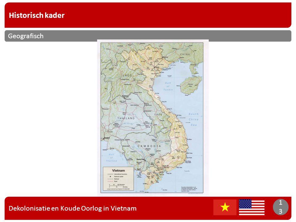 Historisch kader Geografisch 13 1313