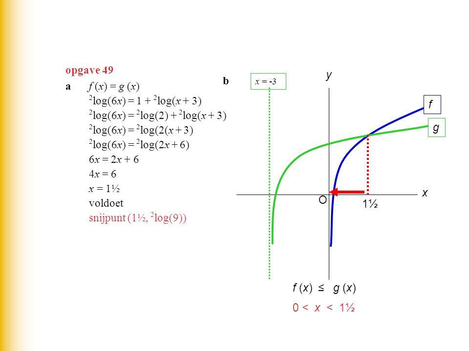 2log(6x) = 2log(2) + 2log(x + 3) 2log(6x) = 2log(2(x + 3)